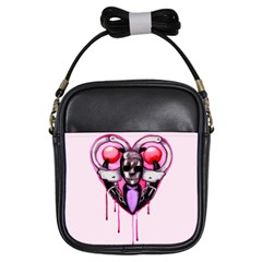 BDSM Love Girls Sling Bags