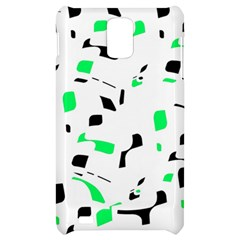 Green, black and white pattern Samsung Infuse 4G Hardshell Case