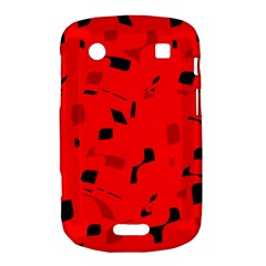 Red and black pattern Bold Touch 9900 9930