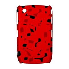 Red and black pattern Curve 8520 9300