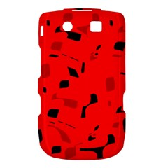 Red and black pattern Torch 9800 9810