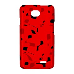 Red and black pattern LG Optimus L70
