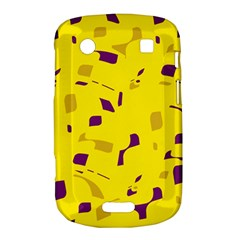 Yellow and purple pattern Bold Touch 9900 9930