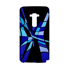 Blue abstart design LG G Flex