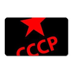 Russia Magnet (Rectangular)