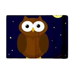 Cute owl iPad Mini 2 Flip Cases