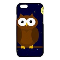 Cute owl iPhone 6/6S TPU Case