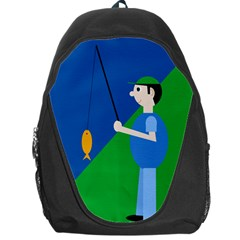 Fisherman Backpack Bag