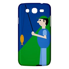 Fisherman Samsung Galaxy Mega 5.8 I9152 Hardshell Case