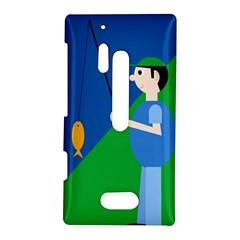 Fisherman Nokia Lumia 928