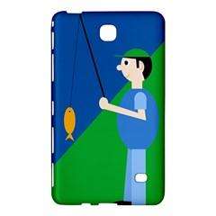 Fisherman Samsung Galaxy Tab 4 (8 ) Hardshell Case