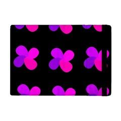 Purple flowers Apple iPad Mini Flip Case