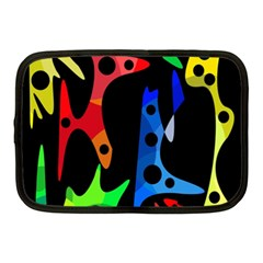 Colorful abstract pattern Netbook Case (Medium)