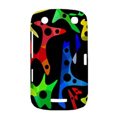 Colorful abstract pattern BlackBerry Curve 9380