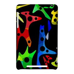 Colorful abstract pattern Nexus 7 (2012)