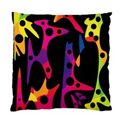 Colorful pattern Standard Cushion Case (Two Sides)