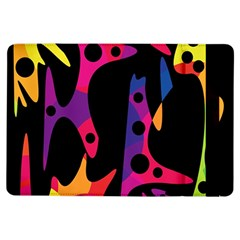 Colorful pattern iPad Air Flip