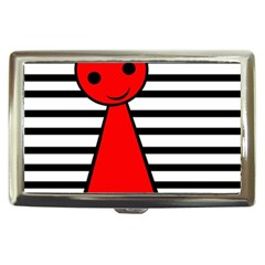 Red pawn Cigarette Money Cases