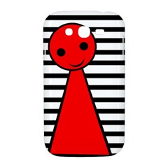 Red pawn Samsung Galaxy Grand DUOS I9082 Hardshell Case