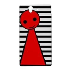 Red pawn Sony Xperia Z