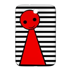 Red pawn Samsung Galaxy Note 8.0 N5100 Hardshell Case