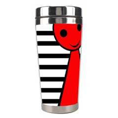 Red pawn Stainless Steel Travel Tumblers