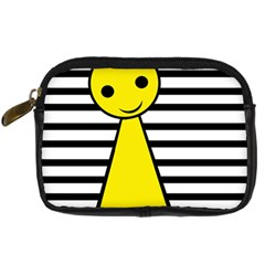 Yellow pawn Digital Camera Cases