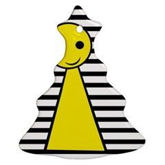Yellow pawn Ornament (Christmas Tree)
