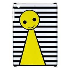 Yellow pawn Apple iPad Mini Hardshell Case