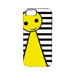 Yellow pawn Apple iPhone 5 Classic Hardshell Case (PC+Silicone)