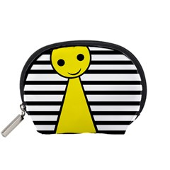 Yellow pawn Accessory Pouches (Small)