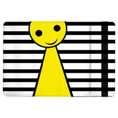Yellow pawn iPad Air 2 Flip