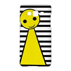 Yellow pawn Samsung Galaxy A5 Hardshell Case