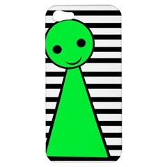 Green pawn Apple iPhone 5 Hardshell Case