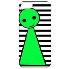 Green pawn Apple iPhone 5 Classic Hardshell Case