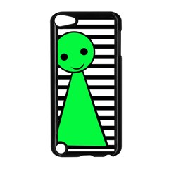 Green pawn Apple iPod Touch 5 Case (Black)