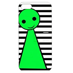 Green pawn Apple iPhone 5 Hardshell Case with Stand