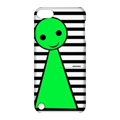 Green pawn Apple iPod Touch 5 Hardshell Case with Stand