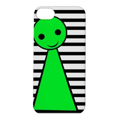 Green pawn Apple iPhone 5S/ SE Hardshell Case