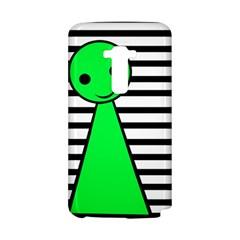 Green pawn LG G Flex