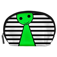 Green pawn Accessory Pouches (Large)