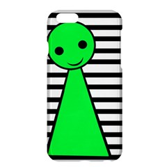 Green pawn Apple iPhone 6 Plus/6S Plus Hardshell Case