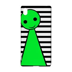 Green pawn Sony Xperia Z3+