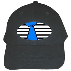 Blue pawn Black Cap