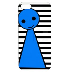 Blue pawn Apple iPhone 5 Hardshell Case with Stand
