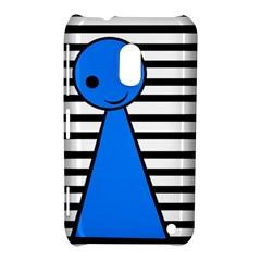 Blue pawn Nokia Lumia 620