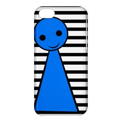 Blue pawn Apple iPhone 5C Hardshell Case