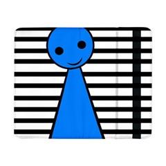 Blue pawn Samsung Galaxy Tab Pro 8.4  Flip Case