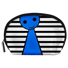 Blue pawn Accessory Pouches (Large)