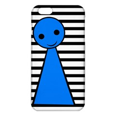 Blue pawn iPhone 6 Plus/6S Plus TPU Case